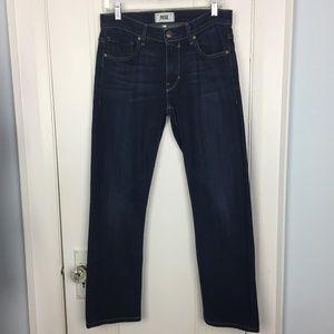 "Paige Normandie Men's Jeans in ""Crook"" - 29"